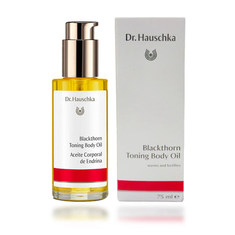 Dr. Hauschka Blackthorn Toning Body Oil, 2.5 oz