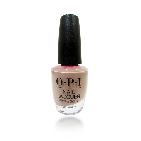 OPI Taupe-Less Beach Nail Polish, 15 ml / 0.5 oz