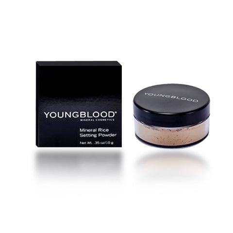 Youngblood Mineral Rice Setting Powder - Medium, 10 g / 0.35 oz