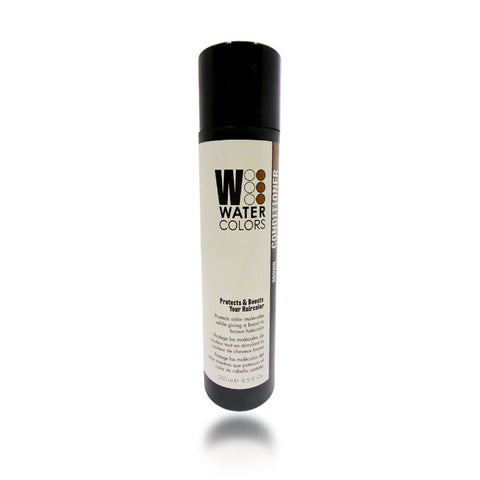 Tressa Water Colors Brown Conditioner, 250 ml / 8.5 oz