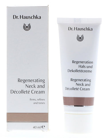 Dr. Hauschka Regenerating Neck and Decollete Cream, 1.3 oz - ASIN: B00ES7JZK2