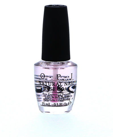 OPI Natural Base Coat Nail Polish, 15 ml / 0.5 oz