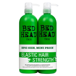 TIGI Bed Head Elasticate Strengthening Shampoo & Conditioner Duo, 50.72 oz
