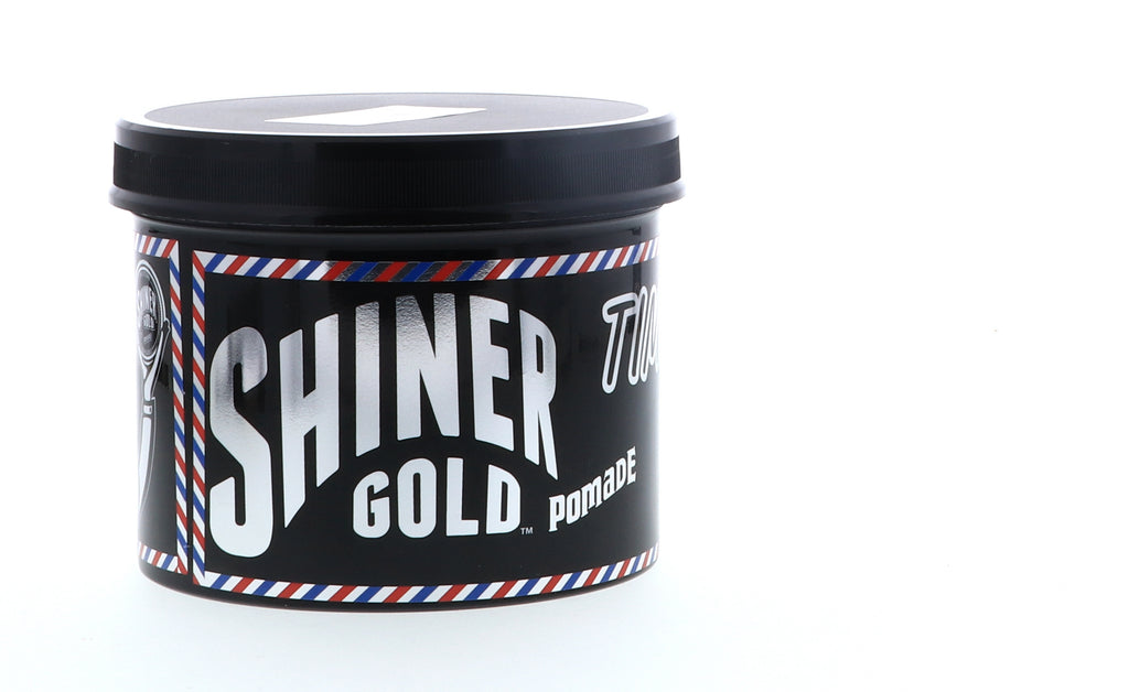 Shiner Gold Heavy Hold Pomade, 32 oz