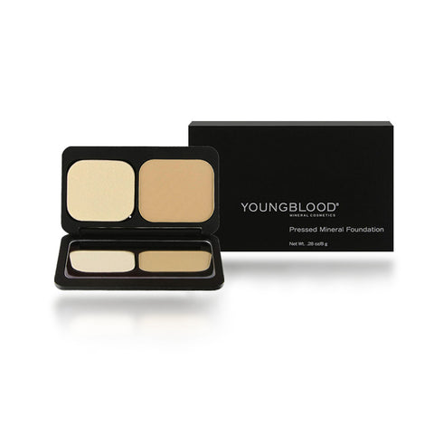 Youngblood Pressed Mineral Foundation - Toffee, 8 g / 0.28 oz