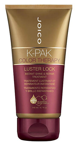 Joico K-Pak Color Therapy Luster Lock Instant Shine & Repair Treatment, 4.7 oz