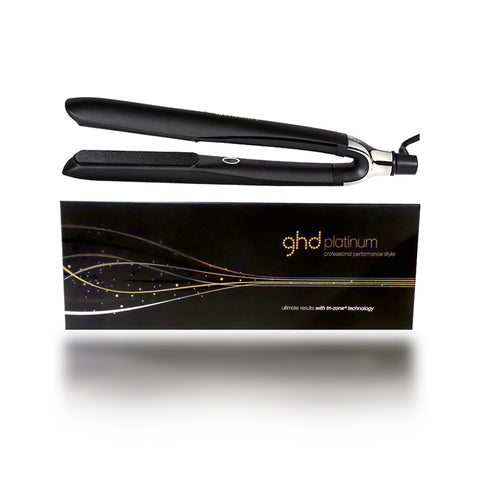 GHD Platinum Black Styler Flat Iron