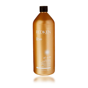 Redken All Soft Shampoo, 33.8 oz