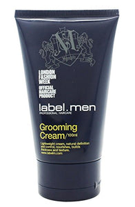 Label.M Men's Grooming Cream, 3.38 oz ASIN:B00VXCKFIG