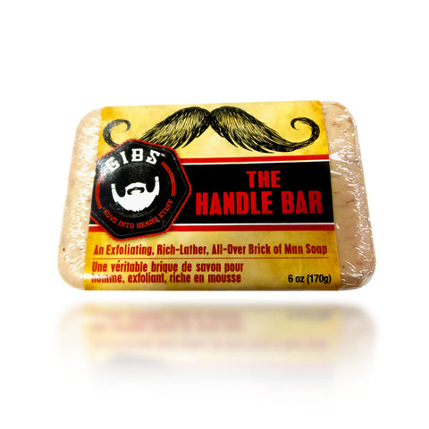 Gibs The Handle Bar Soap, 6 oz