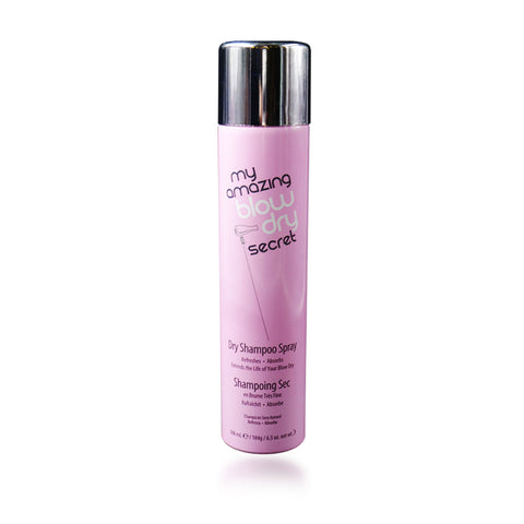My Amazing Blow Dry Secret Shampoo Sheer Spray, Floral Fusion, 6.5 oz