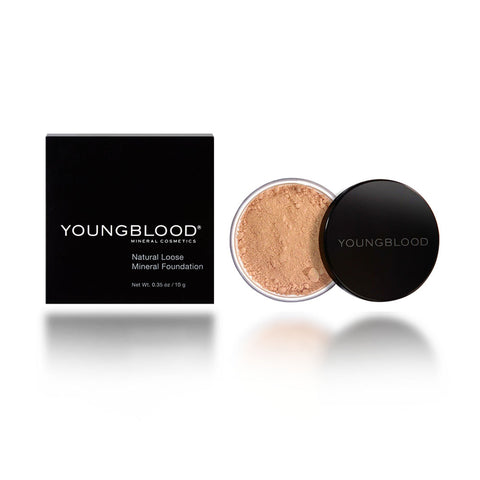 Youngblood Loose Mineral Foundation - Neutral, 10 g / 0.35 oz