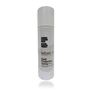 Label. M Heat Protection 200 ml / 6.8 oz