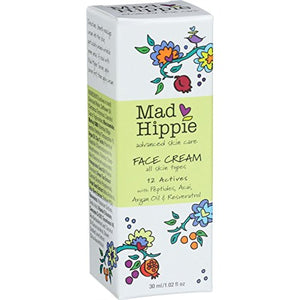 Mad Hippie Face Cream, 1 oz Pack of 2
