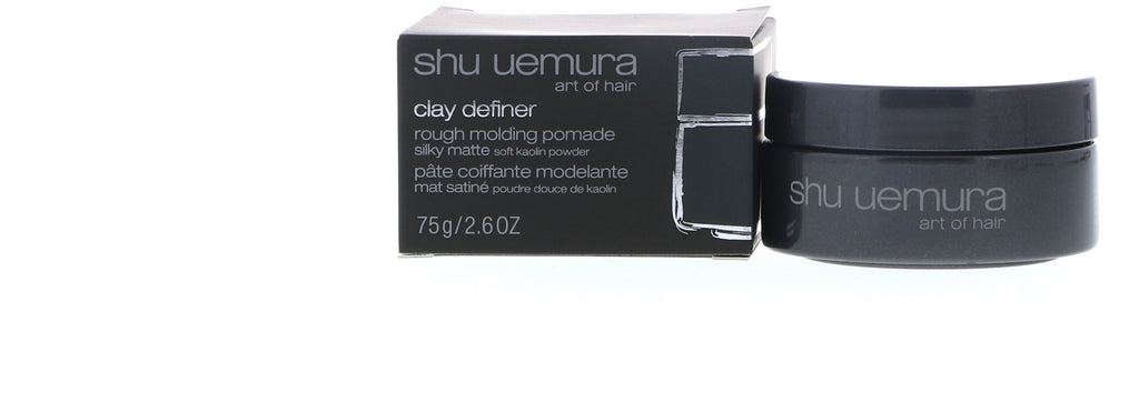 Shu Uemura Clay Definer Rough Molding Pomade 2 6 Oz Brush Express