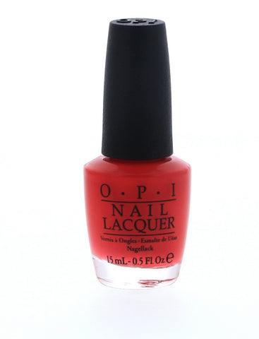 OPI Cajun Shrimp Nail Polish 15ml / 0.5 oz