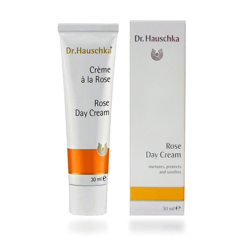Dr. Hauschka Rose Day Cream, 1 oz
