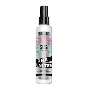Redken One United 25 Benefits Multi-Benefit Hair Treatment Spray, 5 oz