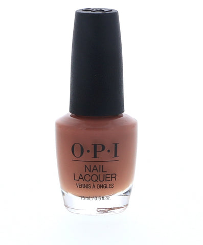 OPI Chocolate Moose Nail Polish, 15 ml / 0.5 oz