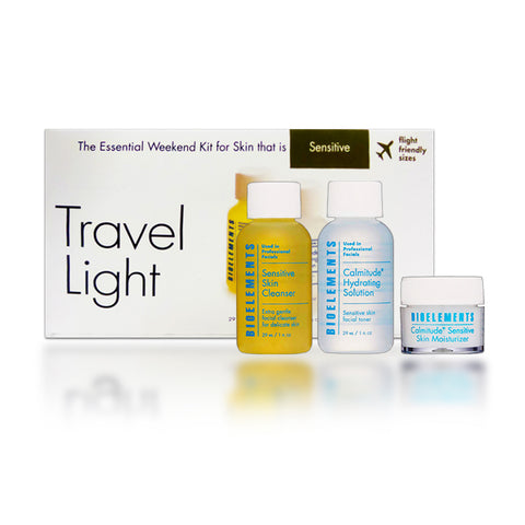 Bioelements Travel Light Sensitive Skin Kit