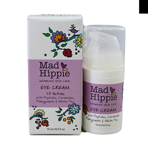 Mad Hippie Eye Cream, 0.5 oz