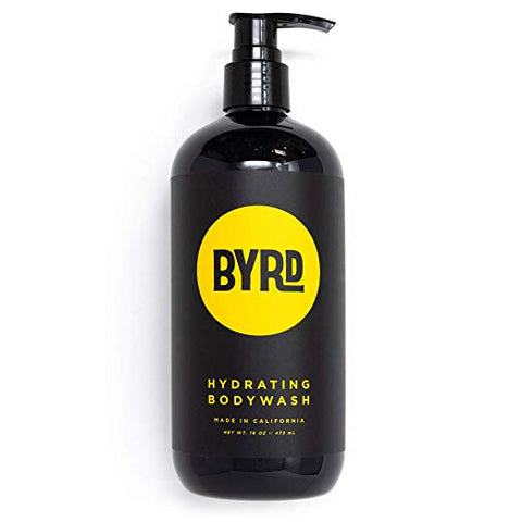 BYRD Hydrating Body Wash, Clear, 16 oz - ID: 463519145