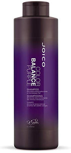 Joico Color Balance Shampoo, Purple, 33.8 oz