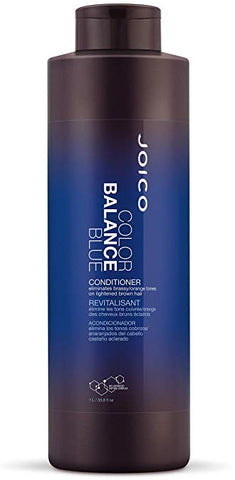 Joico Color Balance Conditioner, Blue, 33.8 oz