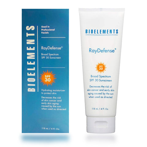 Bioelements Raydefense SPF 30 4 oz.