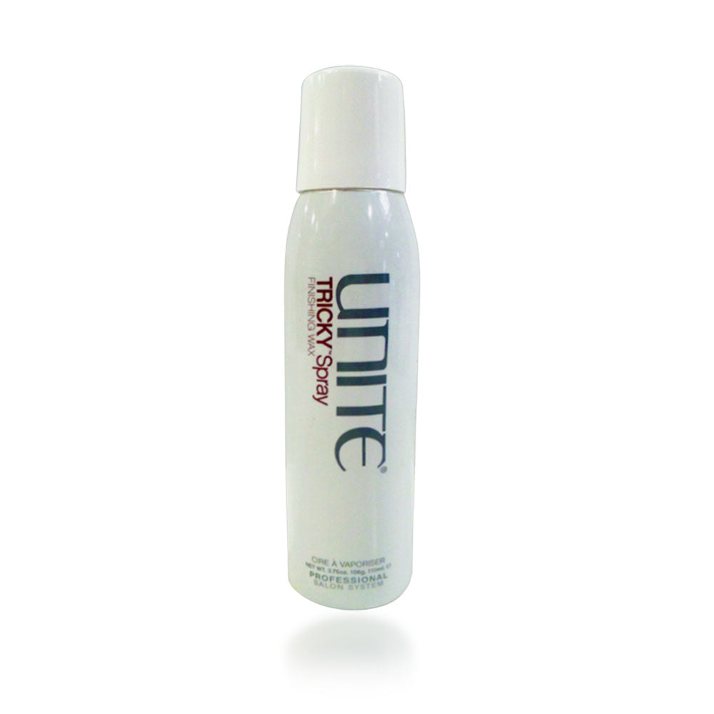 Unite Tricky Spray Finishing Wax, 3.75 oz