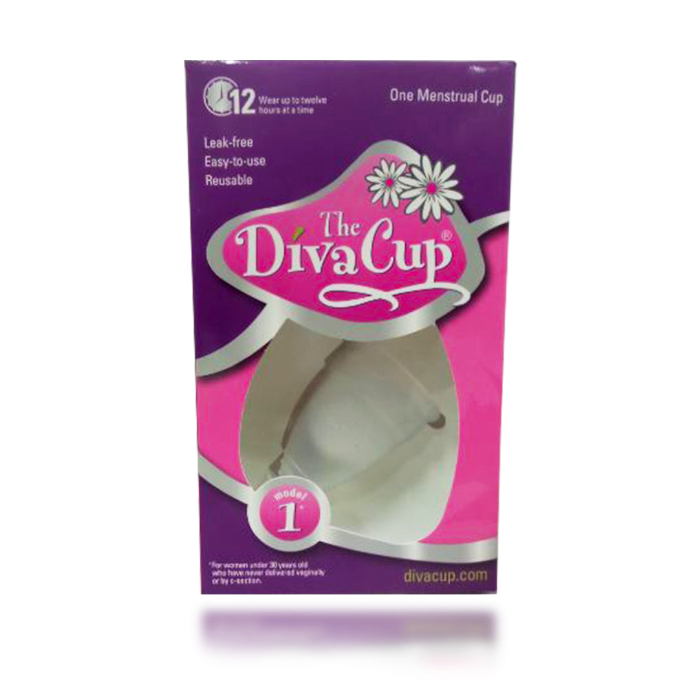 The Diva Cup Model #1 Menstrual Cup