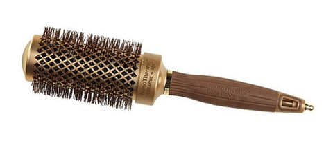 Olivia Garden Nano Thermic Ceramic Ion Brush, 1 3/4 Inch