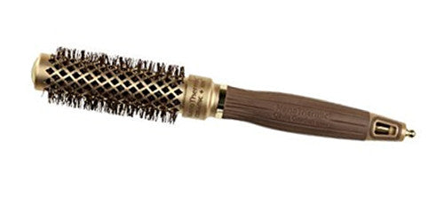 Olivia Garden Nano Thermic Ceramic Ion Brush, 1 Inch