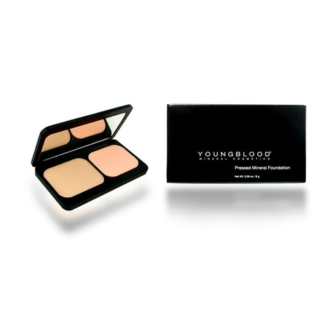 Youngblood Pressed Mineral Foundation - Barely Beige, 8 g / 0.28 oz