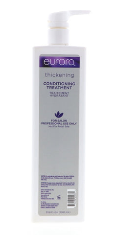 Eufora Thickening Collection Conditioning Treatment 33.8oz - ID: 666114407