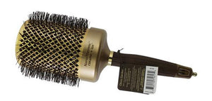 "Olivia GardenNanoThermic Ceramic + Ion 3 1/4"" brush"