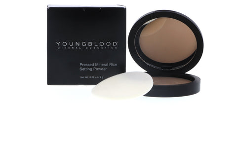 Youngblood Pressed Mineral Rice Setting Powder - Light, 8 g / 0.28 oz