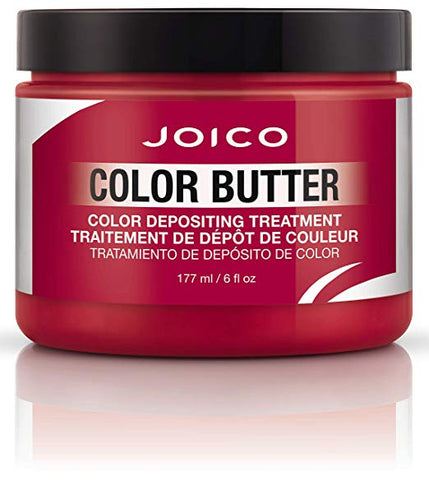 Joico Intensity Color Butter, Red, 6 oz