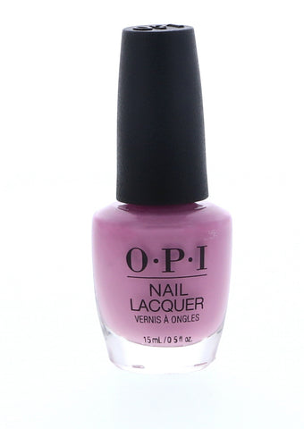 OPI Lucky Lucky Lavender Nail Polish, 15 ml / 0.5 oz