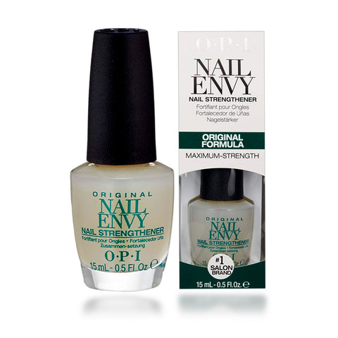 OPI Nail Envy Original Formula Nail Strengthener, 15 ml / 0.5 oz