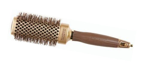 Olivia Garden NanoThermic Ceramic Ion Shaper Brush 1 Inch