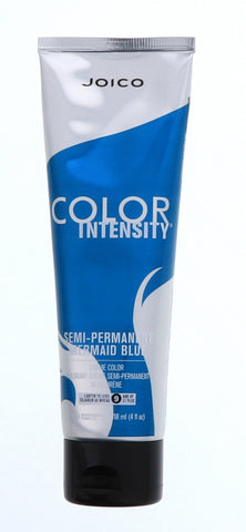 Joico Color Intensity Hair Color, Mermaid Blue, 4 oz