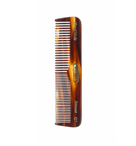 Kent A Ot 113Mm Pocket Comb - Coarse/Fine