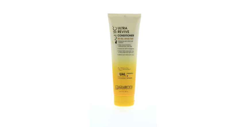 Giovanni 2Chic Pineapple & Ginger Ultra-Revive Conditioner, 8.5 oz