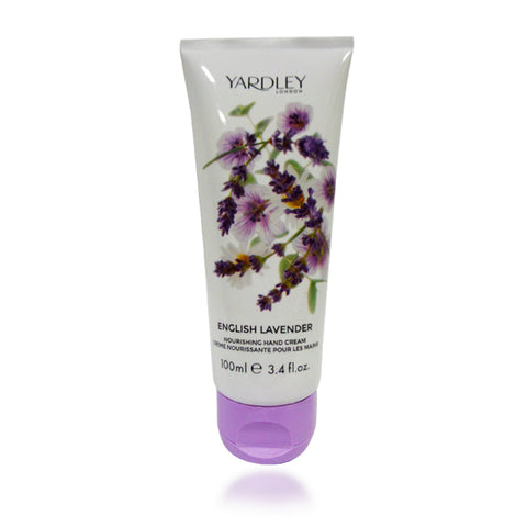 Yardley English Lavender Nourishing Hand Cream, 3.4 oz