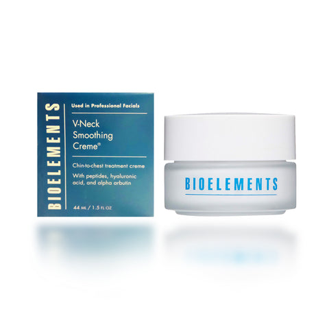 Bioelements V-Neck Smoothing Creme 1.5 oz