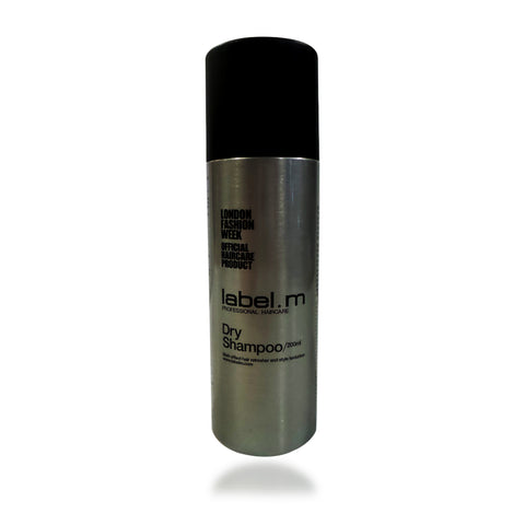 Label. M Dry Shampoo, 6.8 oz