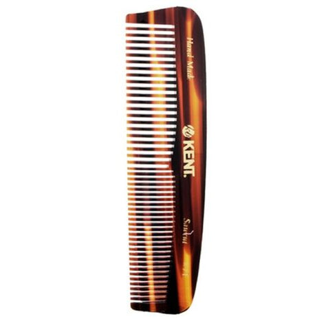 Kent R7T 130Mm Pocket Comb- Coarse/Fine