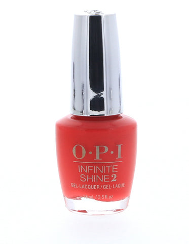 OPI Infinite Shine Nail Lacquer, She Went On And On And On IS L03 0.5 Fluid Ounce - ID: 735520190022