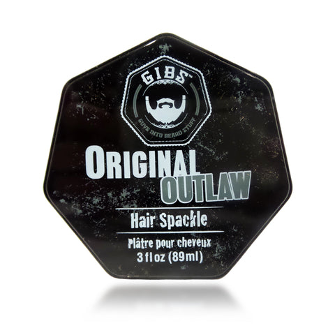 Gibs Original Outlaw Hair Spackle, 3 oz